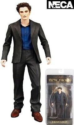 Twilight - New Moon - Edward Cullen ( Robert Pattinson ) NECA NEU+OVP