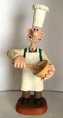Robert Harrop Wallace & Gromit Wallace A Matter Of Loaf & Death Wg0 670 Of1000