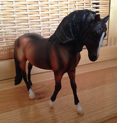 Breyer Brown and Black Pony Classic Size Model Horse