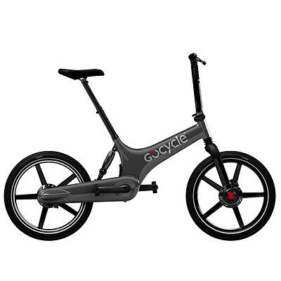 G2 Gocycle Electric Bike 500W Foldable - fits in bag