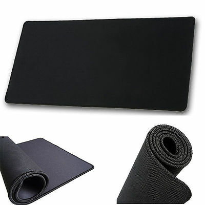 Anti-slip Professional Gaming Mouse Pad Durable 70x40cm For Keyboard Large UK