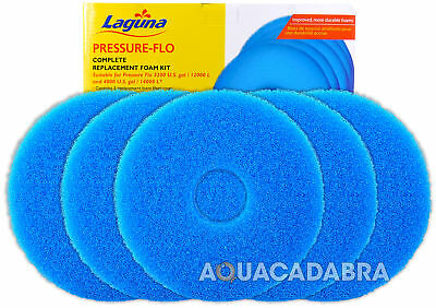 Laguna Pressure Flo 8000 10000 Filter Foam Kit Set Pt1737 Pf8000 Pf10000