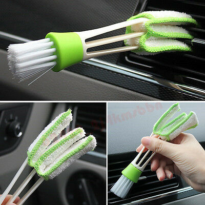 Universal Mini Clean Car Indoor Air-condition Brush Tool Care Detailing For Audi