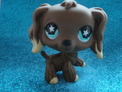 ORIGINAL Littlest Pet Shop Cocker Spaniel Dog # 960  Shipping with Polish