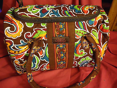 Longaberger Sisters Quilted Celebration Alysa Handbag Purse--new with tags  SALE
