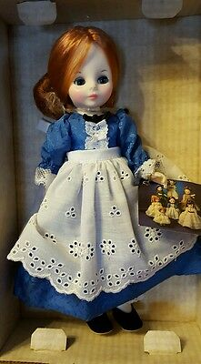 Beautiful Red Head Doll -1983 Ideal Toys Victorian Ladies NIB