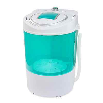 Electric Small Mini Portable Compact Washer Washing Machine (45L Washer)