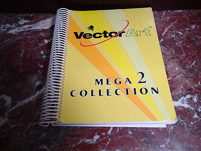 Vector Art Mega 2 Collection  Mint Condtion