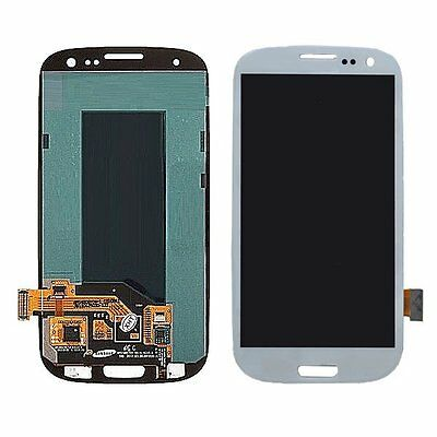 Sostituire LCD display e Touch Screen per Samsung GT-i9300 GALAXY S3 Bianco ST#A