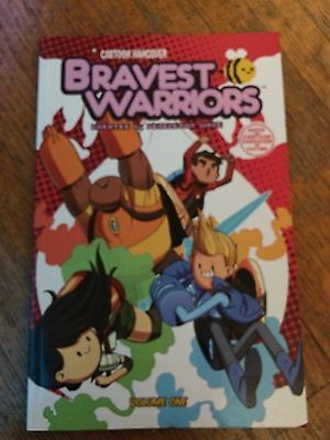 Bravest Warriors Manga. Great Condition. Fast Shipping.