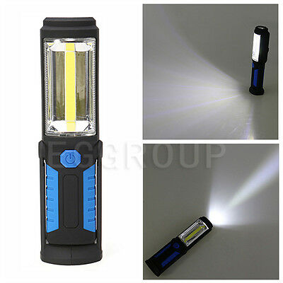 HOT Rechargeable 800 Lumens LED Work Light Lamp Torch Spotlight w/ Data line 10W