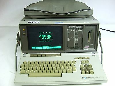 Hewlett Packard HP 4953A Protocol Analyzer with HP 18135 RS-232C / V.24 Inerface