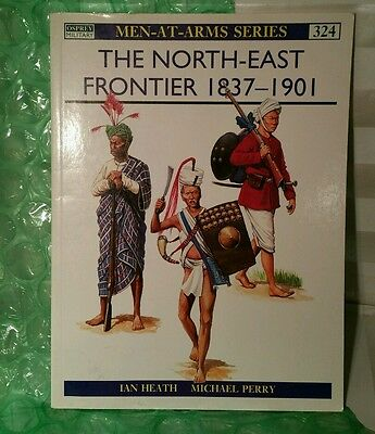The North-East Frontier 1837-1901 324 Reference Book