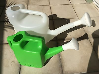 Garden Watering Cans x 2 for pot plants etc.