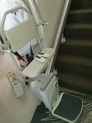 Minivator Electric Stair Escalator