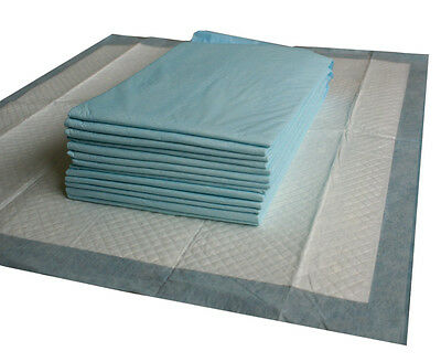 100 EXTRA LARGE 60 x 90 CM PUPPY TRAINER TRAINING PADS TOILET WEE