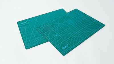 A3 A4 Double Sided Self Healing Rotary Knife Cutting Mat Paper Cut Board  9sea