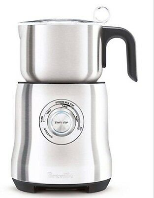 Brand New Breville Bmf600Xl The Milk Cafe Frother  Chocolate Stainless Steel