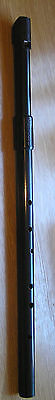 Shearwater Low/Tenor 'D' tuneable Celtic Irish whistle, adjustable mouthpiece