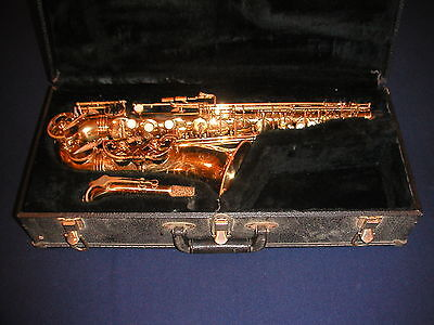 Buffet Crampon Evette Alto Saxophone -Demo Vid.- Fully Re-Padded & Ready To Play