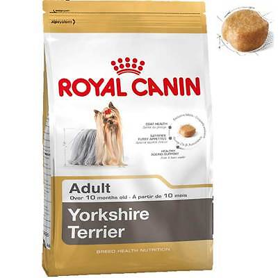 Royal Canin Breed Health Specific Yorkshire Terrier Adult Dog Food 7.5kg