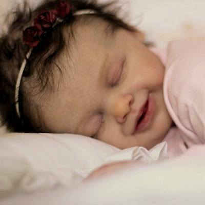 New Reborn Baby Baby Doll Kit Lucrecia By Natali Blick _Limited Edition @20""