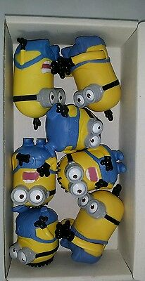 McDonald's Happy Meal 7 Minions 2013