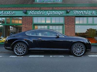 Bentley Continental GT Mulliner Spec Coupe