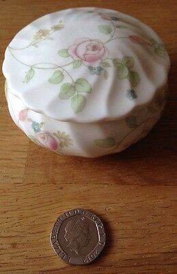 Wedgwood Trinket Box