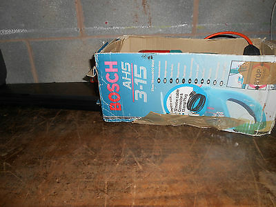 Bosch AHS 3-15 Electric Hedgetrimmer boxed