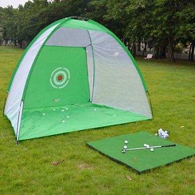 PGM 3M Golf Practice Trainning Net Hitting Cage Indoor Outdoor Chipping Driver