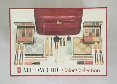 Elizabeth Arden All Day Chic Collection Worth £340 Bnibs Gift Wrapped For Xmas