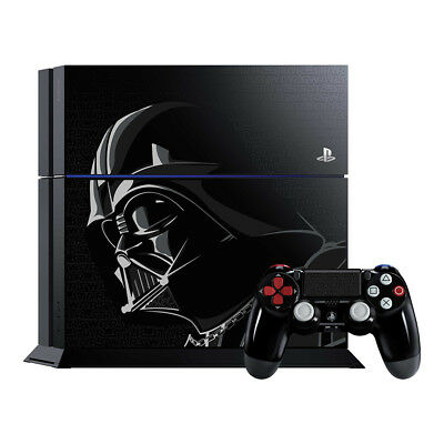PS4 1TB Limited Edition Star Wars Console NEW