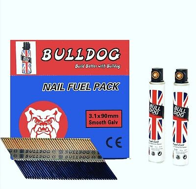 Nail Fuel Packs For Paslode Im350 Nailers All Sizes In Stock
