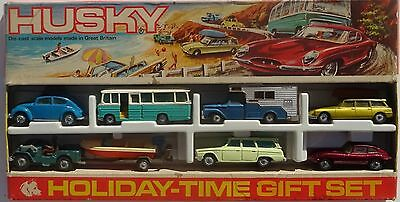 HUSKY 3005 HOLIDAY-TIME GIFT SET  made in Great Britain