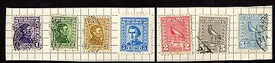 Stamps ~ URUGUAY South America ~ Early Unsorted