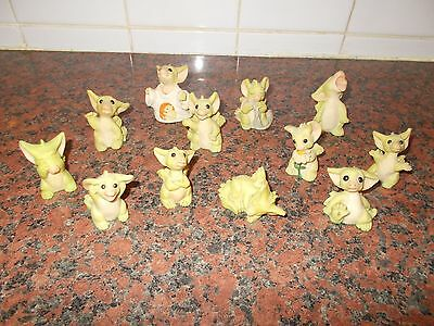 Pocket Dragon X 12 Job Lot See Pictures