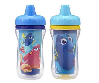 The First Years Disney/Pixar Finding Dory Insulated Sippy Cup, 9 Ounce (Color an