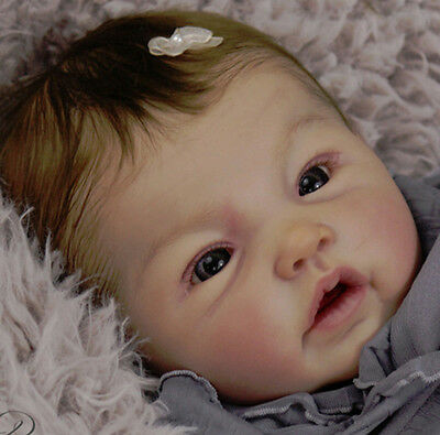 """New Reborn Baby Doll Kit Adeline By Ping Lau @ 20""""@New Arrival"""