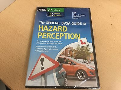 The Official Dvsa Guide To Hazard Perception For Pc/ Mac Dvd Rom New Latest Edit