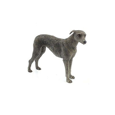 Best Breed Dog Lurcher Standing Figure Ornament/Gift Boxed