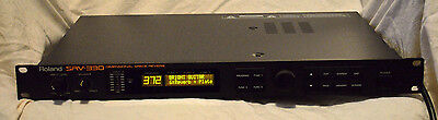 Roland SRV 330 Dimension Space Reverb Excellent Condition!