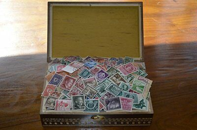 Deutsches Reich 1872 - 1945, 100 different stamps, used, MH, Mind never hinged