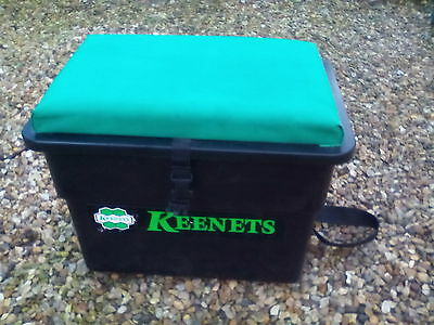 Keenets Medium Tackle Seat Box Fishing Tackle