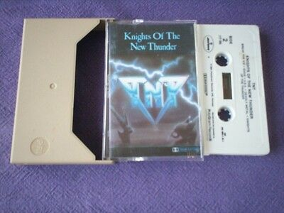 tnt - knights of the new thunder - cassette-usa-1984