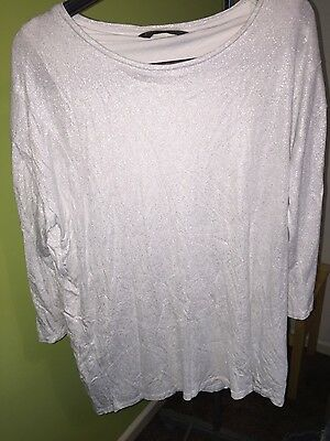 Blooming Marvellous nursing top size 14 only worn once