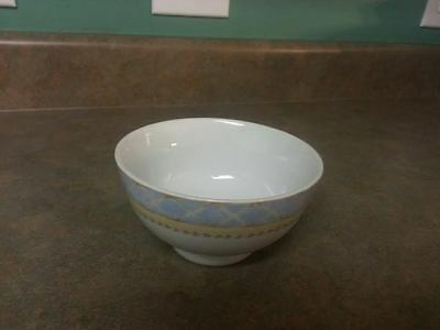 Enchanted Garden Fine China- Heritage Mint Cereal Bowl