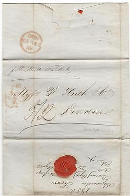 a29 Argentina prestamp cover from Buenos Airies to England