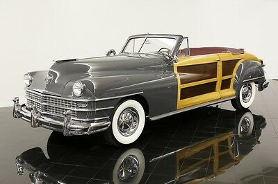 1948 Chrysler Town & Country Convertible 1948 Chrysler Town and Country Convertible *$1099 PER MONTH!*