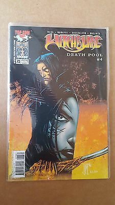 Witchblade #73 - Cover B  Death Pool Part 4